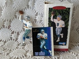 Hallmark Keepsake Troy Aikman Christmas Tree Ornament 1996 - $5.81