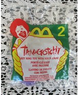 McDonald's Tamagotchi Key Ring Toy with Toy Figurine #2 1998 NEW - $6.72