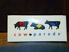 Cows on Parade Udderly Groovy Lady Belle Bennett Westland Giftware # 9170 AA-191 image 5