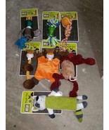 Lot Animal Planet Dog Toys Plush Squeak Chew Rope SAMPLE NOS Pets 101 Du... - $49.99