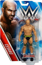 Cesaro WWE 2015 Wrestlemania Wrestling Action Figure NIB Mattel NIP WWF - $22.27