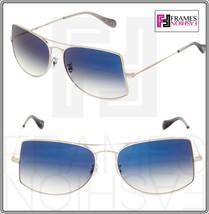 OLIVER PEOPLES Jack One Photochromic Sunglasses Blue Chrome Sapphire OV 1090 - $266.41