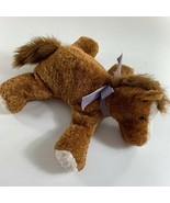 """Mary Meyer Flip Flops Horse Brown Plush Stuffed Animal 13"""" Extremely Rel... - $17.81"""