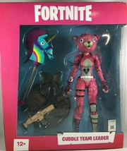 "new Fortnite Cuddle Team Leader 7"" Action Figure McFarlane Toy FREE SHIP... - $18.62"