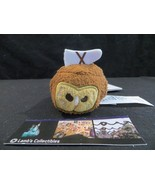 """Disney Store Moana Kakamora 1 white bone Tsum Tsum USA mini 3.5"""" stuffed... - $18.99"""