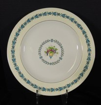 Wedgwood Appledore Round Platter * Chop Plate - $23.27