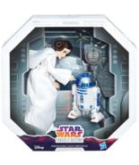 Star Wars: Forces of Destiny Princess Leia Organa and R2-D2 Platinum Ed ANH - $18.95
