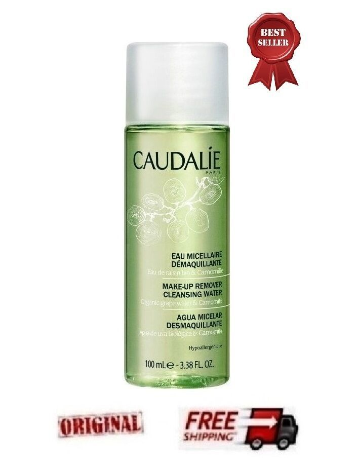 Primary image for CAUDALIE MAKE UP REMOVER CLEANSING  Organic grape water and chamomile  100ml