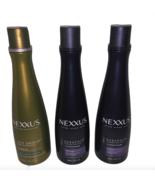 NEXXUS Keraphix Damage Healing 2 Conditioners 1 City Shield Shampoo 13.5... - $36.99