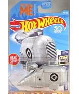 2018 Hot Wheels #296 HW Screen Time-Despicable Me 10/10 GRUMOBILE Gray w... - $5.94