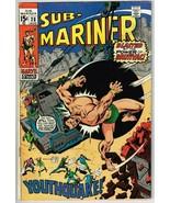 Sub-Mariner #28 (1968) - 6.5 FN+ *Youthquake* - $24.74