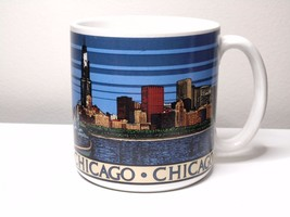Chicago Illinois Skyline Coffee Cup Mug - $13.99