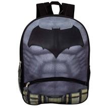Batman Dark Knight Costume Backpack Black - $23.98