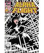 Alpha Flight Comic Book #3 Marvel Comics 1983 VERY FINE NEW UNREAD - $2.99