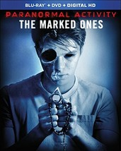 Paranormal Activity: The Marked Ones (Unrated) (Blu-ray + DVD) (2015)