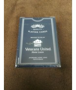 Veterans United Home Loans Quality Playing Cards - United States Militar... - $11.75