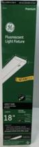 2PK GE Premium 18 Inch Fluorescent Under Cabinet Light Fixture Direct Wire 10113 - $39.59