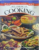 All-American Cooking (A Collection of Savory Recipes), Volume Four [Paperback] L