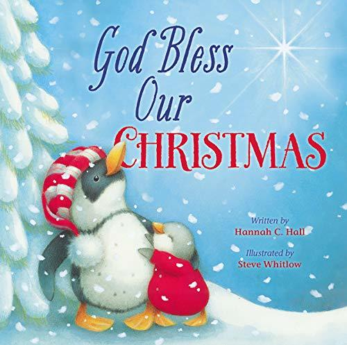 Primary image for God Bless Our Christmas (A God Bless Book) [Board book] Hall, Hannah and Whitlow