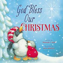 God Bless Our Christmas (A God Bless Book) [Board book] Hall, Hannah and... - £4.91 GBP