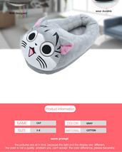 Women Home Slippers Animal Prints Cotton Fabric Indoor Shoes Footwear Ac... - $22.99