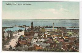 Panorama Helsingborg Sweden 1910c postcard - $5.94