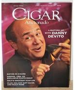 Cigar Aficionado Magazine  Winter 1996/1997  Danny Devito  - $20.64