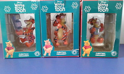 Tigger Christmas Ornaments.Collectible Winnie The Pooh Tigger Christmas And 50 Similar