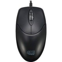 Adesso iMouse M6-TAA - Optical Scroll Mouse (TAA Compliant) - Full-size Mouse... - $36.00