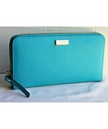 Kate Spade Newbury Lane  WLRU 1498 S738 (415) Zip Around purse leather - $54.45