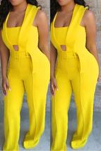 Stylish Hollow-out One-piece Jumpsuit - $29.94