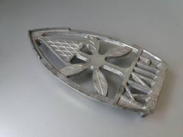 """Soviet Vintage Iron Stand """"Kiev"""" Vintage Aluminium Trivet Pot Stand Rust... - $16.00"""