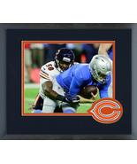 Roquan Smith 2018 Chicago Bears Star -11x14 Team Logo Matted/Framed Photo - $43.55