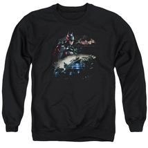 Batman Arkham Knight - Knight Rider Adult Crewneck Sweatshirt Officially... - $29.99+