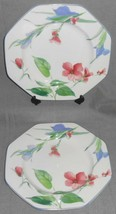 Set (2) Mikasa FRENCH SILK PATTERN Chop Plates/Serving Platters MADE IN ... - $29.69