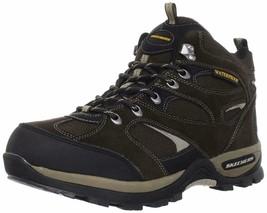 Skechers Men's Bomags Calder Waterproof Lace-Up Boot - Choose SZ/Color - £54.59 GBP+