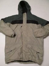 Columbia Men's Hooded Jacket Size XLT Sportswear Outdoors Thick Winter Coat - $59.99