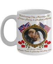 Prince Harry And Meghan Markle Royal Wedding American Rose Commemorative... - $14.84+
