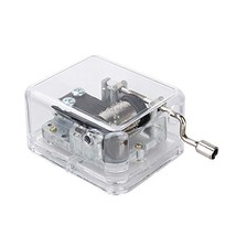 Riuty Exquisite Hand-Cranked Music Box, Mini Fashion Music Box, Children... - $9.63