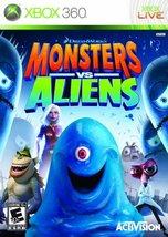 Monsters vs. Aliens - Xbox 360 [video game] - $11.10