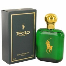 Cologne POLO by Ralph Lauren Eau De Toilette Cologne Spray 4 oz for Men - $69.30