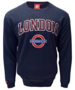 TFL™201 Licensed Unisex London Applique Underground™ Sweatshirt - $29.99