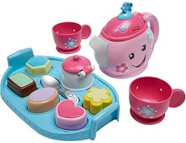 Fisher-Price Laugh & Learn Sweet Manners Tea Set - $22.43