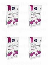 Fazer Xylimax Raspberry full xylitol pastilles Candy 38g x 4 packs 152 g 5.36 oz - $11.88