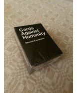 Cards Against Humanity 2nd Expansion - 112 Card Party Game New Unopened - $19.34