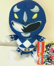 New Saban's Power Rangers Blue Plush Toy. Large 10 inches. New. - $17.63