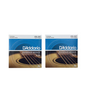 D'Addario Guitar Strings 2-Pack EJ38 12-String Phosphor Bronze Acoustic - $26.09