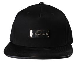Diamond Supply Co. Hombre Insignia Clipback Sombrero Nwt