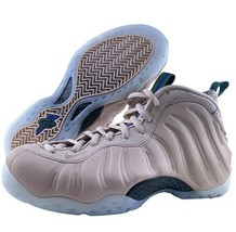 Nike Air Foamposite One Size 9 Womens Basketball Shoes Particle Beige Pink - $216.88