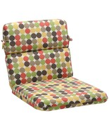 """CC Outdoor Living 40.5"""" Eco-Friendly Earthy Dot Rounded Outdoor Chair Cu... - $82.90"""